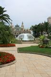 Le Monaco, Monte Carlo Image libre de droits