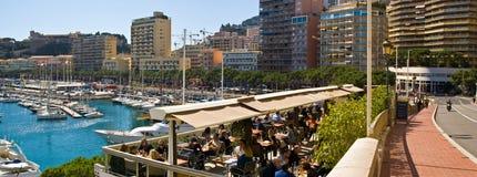 Le Monaco Monte Carlo image libre de droits