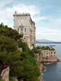 Le Monaco - musée océanographique Photographie stock libre de droits