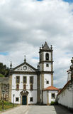 Le monastère bénédictin d'Alpendurada image stock