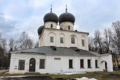 Le monastère d'Anthony de cathédrale Photographie stock