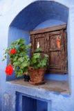 Le monastère d'Arequipa image stock
