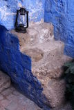 Le monastère d'Arequipa photo stock