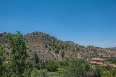 Le monastère de notre dame du Ðœachairass Image libre de droits