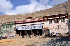 Monastère de sérums Images libres de droits