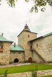 Le monastère de Slatina image stock