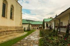 Le monastère de Slatina photographie stock libre de droits
