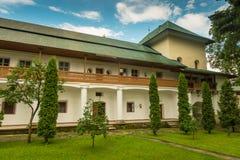 Le monastère de Slatina images libres de droits