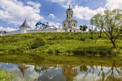 Le monastère de Vysotsky, Serpukhov, région de Moscou photo libre de droits