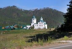 Le monastère des femmes de Sretensky photos stock
