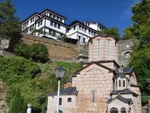 Le monastère du saint Joachim d'Osogovo Images stock