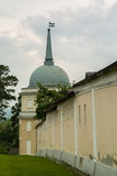 Le monastère orthodoxe de Vvedenskaya Optina Pustyn dans la région de Kaluga de la Russie Images stock