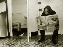 Le Monde Barcelona Arkivfoto