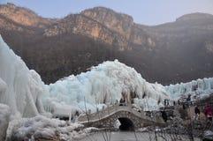 Le monde de glace Photo libre de droits