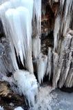 Le monde de glace Image libre de droits