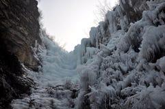 Le monde de glace Photos libres de droits