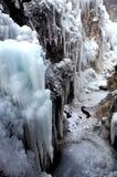Le monde de glace Images libres de droits