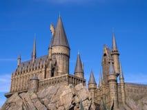 Le monde de Wizarding de Harry Potter dans l'ONU du Japon de studio universel Photo libre de droits