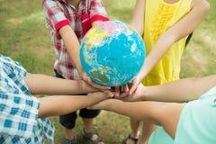 Le monde entier photo libre de droits