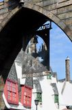 Le monde wizarding de Harry Potter photos libres de droits