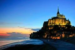 Le Mont Святой Мишель Стоковое Фото