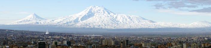 Le mont Ararat biblique image stock