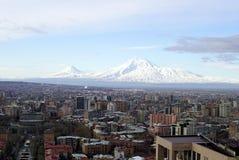 Le mont Ararat biblique photos libres de droits
