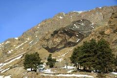 Le mont Elbrouz Photographie stock libre de droits