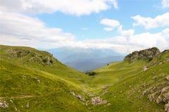 Le mont Elbrouz Caucase Photographie stock libre de droits
