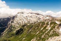 Le mont Elbrouz Caucase Photo libre de droits