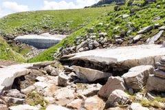 Le mont Elbrouz Caucase Images libres de droits