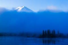 Le mont Fuji image stock