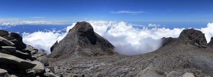 Le mont Kinabalu, Bornéo, Malaisie image stock