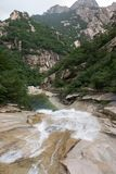 le Mont Kumgang Photographie stock libre de droits