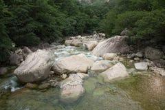le Mont Kumgang Photos stock