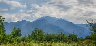 Le mont Olympe, Grèce photos stock