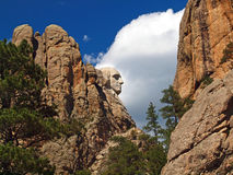 Le mont Rushmore Image stock