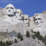 Le mont Rushmore Photos stock