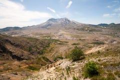 Le Mont Saint Helens Image libre de droits