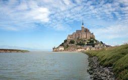 Le Mont Saint Michel Stock Photography