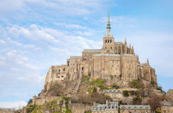 Le mont saint michel Royalty Free Stock Images