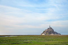 Le mont saint michel Royalty Free Stock Photography