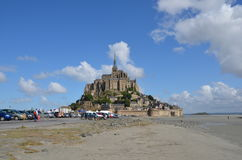Le mont-saint-michel Royalty Free Stock Images