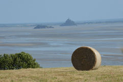 Le Mont Saint-Michel Photographie stock