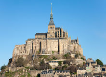 Le Mont Saint Michel, France Royalty Free Stock Photography