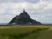 Le Mont Saint Michel, France Stock Images