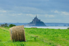 Le Mont Saint Michel Royalty Free Stock Photos