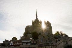 Le Mont-Saint-Michel Stock Photography