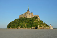 Le Mont Saint-Michel, Normandy, France Stock Images