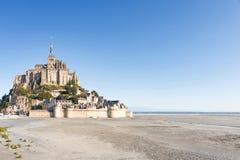 Le Mont Saint Michel, Normandy, France 2015 Stock Photography